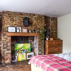 Отель Stylish 1 Bedroom Flat With A Beautiful Garden Лондон фото 6