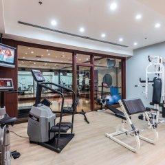 Отель Arnoma Grand Таиланд, Бангкок - 1 отзыв об отеле, цены и фото номеров - забронировать отель Arnoma Grand онлайн фитнесс-зал фото 4