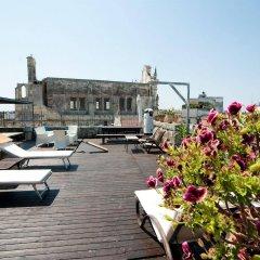 Отель Azzurretta Guest House Лечче приотельная территория