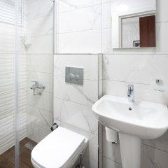 Отель Rüzgargülü Otel Бозджаада ванная