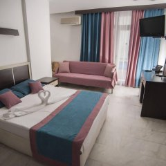 Semt Luna Beach Hotel - All Inclusive комната для гостей фото 4