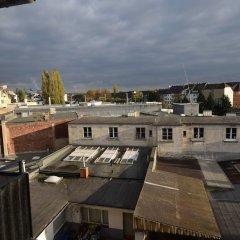 Отель Tolstov-Hotels Ackerstraße Apartment Германия, Дюссельдорф - отзывы, цены и фото номеров - забронировать отель Tolstov-Hotels Ackerstraße Apartment онлайн балкон