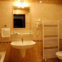 Отель Green Gondola Пльзень ванная фото 2