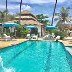 Отель Lamai Chalet Таиланд, Самуи - отзывы, цены и фото номеров - забронировать отель Lamai Chalet онлайн бассейн фото 2