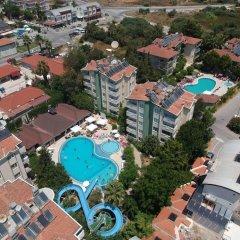 Melissa Garden Apart Hotel Сиде бассейн фото 3