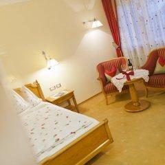 Отель Aster Италия, Меран - отзывы, цены и фото номеров - забронировать отель Aster онлайн ванная фото 2