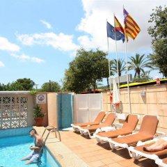 Hotel Gabarda & Gil бассейн фото 2
