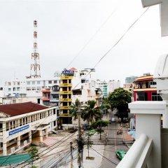 Namu Hotel Nha Trang балкон