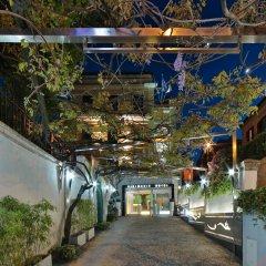 Отель Best Western Cinemusic Hotel Италия, Рим - 2 отзыва об отеле, цены и фото номеров - забронировать отель Best Western Cinemusic Hotel онлайн приотельная территория фото 2