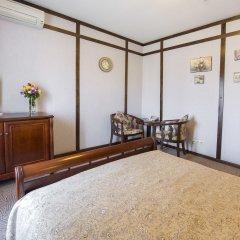 Гостиница Оселя комната для гостей
