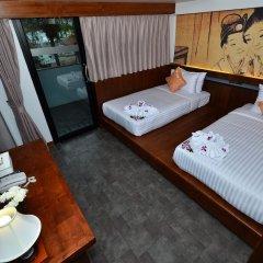 Отель Lap Roi Karon Beachfront Пхукет удобства в номере фото 2