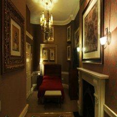 Отель Opulence Central London интерьер отеля