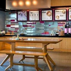 Отель Aloft Chicago OHare США, Розмонт - отзывы, цены и фото номеров - забронировать отель Aloft Chicago OHare онлайн питание фото 2