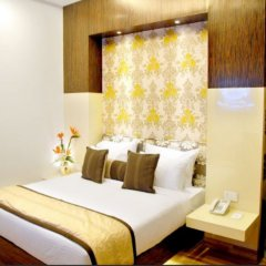 Hotel Jivitesh комната для гостей