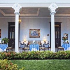 Отель Casa Azul Monumento Historico гостиничный бар