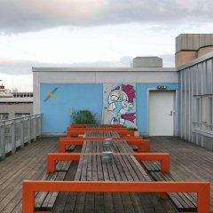 Отель Comfort Xpress Youngstorget Осло балкон