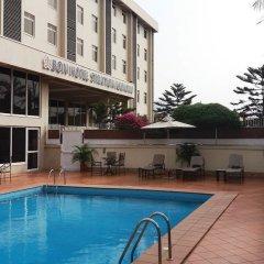 BON Hotel Stratton Asokoro бассейн