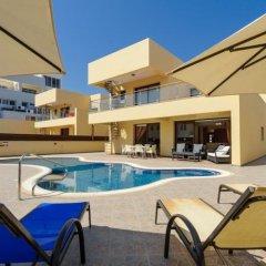 Отель Artemis Villa Кипр, Протарас - отзывы, цены и фото номеров - забронировать отель Artemis Villa онлайн бассейн