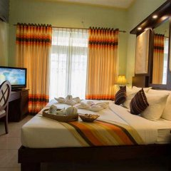 Serene Garden Hotel комната для гостей фото 4