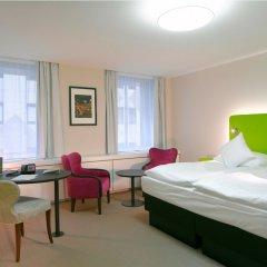 Thon Hotel EU комната для гостей фото 3