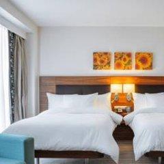 Гостиница Hilton Garden Inn Краснодар (Хилтон Гарден Инн Краснодар) 4* Стандартный номер разные типы кроватей фото 36