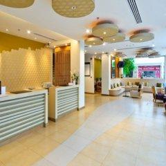 The ASHLEE Plaza Patong Hotel & Spa интерьер отеля фото 2