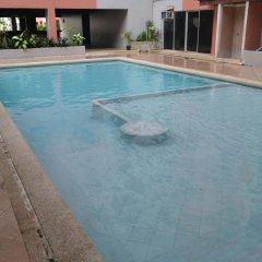 Отель Lancaster Hotel Cebu Филиппины, Лапу-Лапу - отзывы, цены и фото номеров - забронировать отель Lancaster Hotel Cebu онлайн бассейн