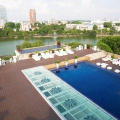 Apricot Hotel бассейн фото 2