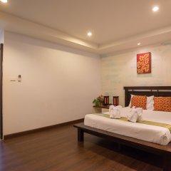 My Way Hua Hin Music Hotel сейф в номере