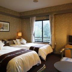 Отель Irodoriyukashiki Hana to Hana Япония, Никко - отзывы, цены и фото номеров - забронировать отель Irodoriyukashiki Hana to Hana онлайн комната для гостей