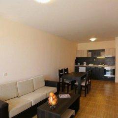 Отель GT Panorama Dreams Apartments Болгария, Свети Влас - отзывы, цены и фото номеров - забронировать отель GT Panorama Dreams Apartments онлайн комната для гостей фото 2