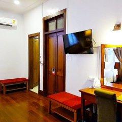 Dinso Mon Hotel Бангкок комната для гостей фото 2