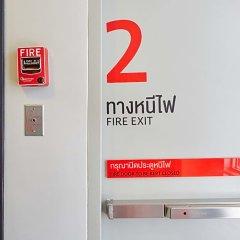 Отель Red Planet Bangkok Surawong городской автобус
