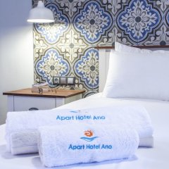 Отель Ano Aparthotel Корфу ванная