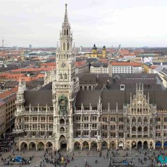 Отель Ibis Muenchen City Sued Мюнхен городской автобус