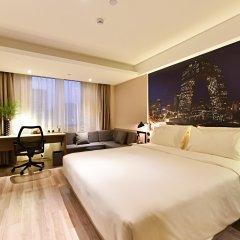 Отель Atour Hotel (Beijing Financial Street) Китай, Пекин - отзывы, цены и фото номеров - забронировать отель Atour Hotel (Beijing Financial Street) онлайн комната для гостей