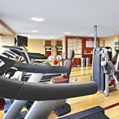Sheraton Brussels Hotel фитнесс-зал фото 2