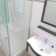 Отель Sobieski Apartments Sobieskigasse Австрия, Вена - отзывы, цены и фото номеров - забронировать отель Sobieski Apartments Sobieskigasse онлайн ванная фото 2