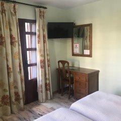 Отель Hostal Rio de Oro Алькаудете удобства в номере фото 2