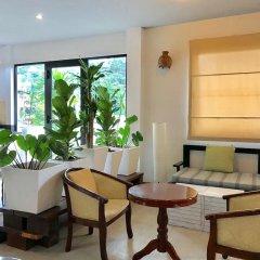 Отель Hiranyika Cafe and Bed Таиланд, Самуи - отзывы, цены и фото номеров - забронировать отель Hiranyika Cafe and Bed онлайн интерьер отеля
