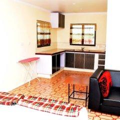 Апартаменты Narayan's Apartment комната для гостей фото 5