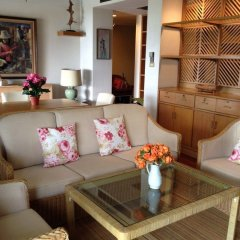 Отель Bann Somprasong Condominium Pattaya интерьер отеля