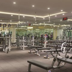 Отель Wyndham Grand Istanbul Kalamis Marina фитнесс-зал