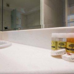 Отель Museum Hotel Греция, Афины - отзывы, цены и фото номеров - забронировать отель Museum Hotel онлайн ванная