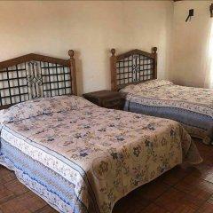 Отель Puesta del Sol Мексика, Креэль - отзывы, цены и фото номеров - забронировать отель Puesta del Sol онлайн комната для гостей фото 4