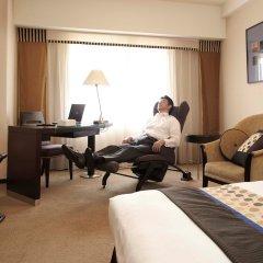 Отель New Otani Hakata Фукуока комната для гостей фото 4