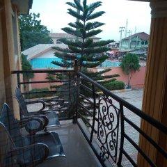 Joybam Hotel and Events Center Ososami балкон