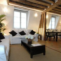Отель Gregoire Apartment Франция, Париж - отзывы, цены и фото номеров - забронировать отель Gregoire Apartment онлайн комната для гостей фото 4
