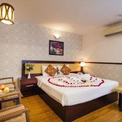 King Town Hotel Nha Trang сейф в номере