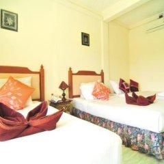 Отель Baan Karon Hill Phuket Resort 3* Стандартный номер с различными типами кроватей